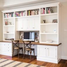 Hampton Style Study Unit