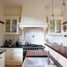 Federation Style Kitchen